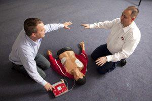 Veiligheids-trainingen
