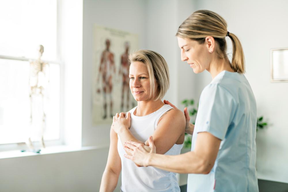 Fysiotherapie Veenendaal helpt bij het oplossen van lichamelijke klachten