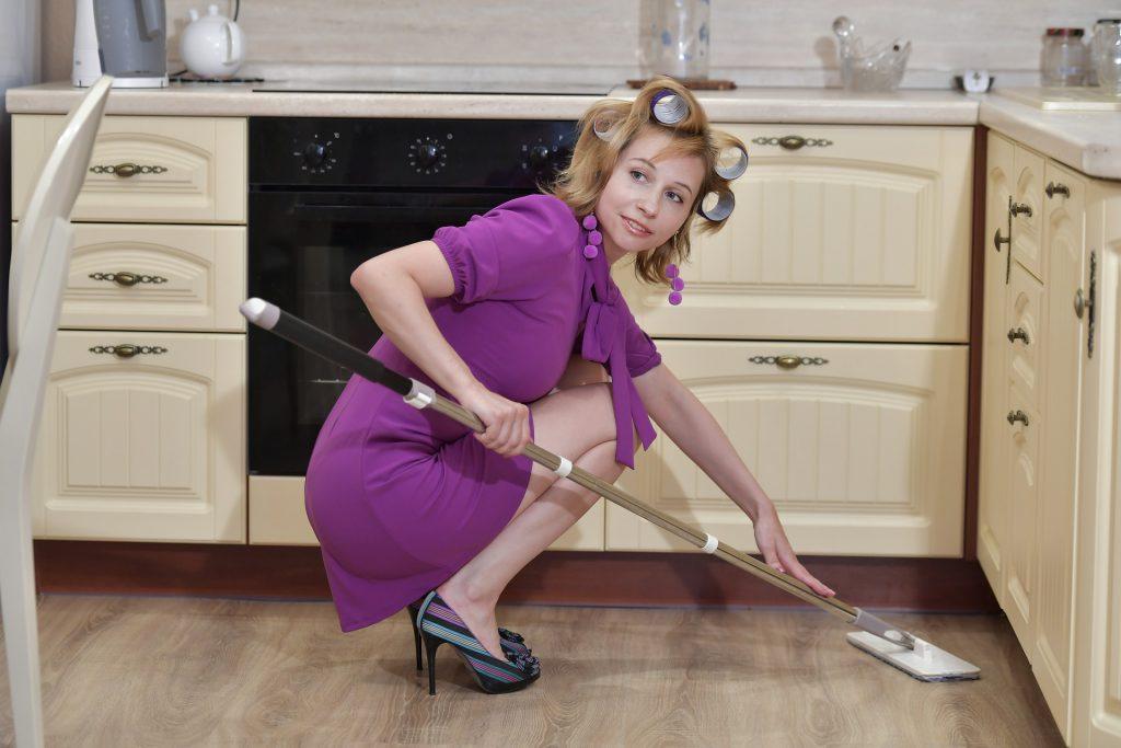 schoonmaken